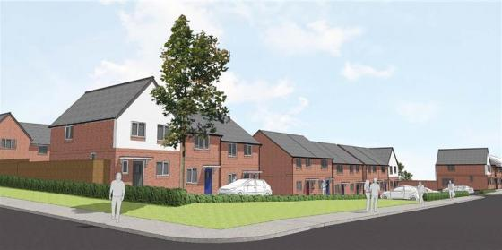 Gatehouse UK Private Rented Fund I Invests £10.2 Million in a Build to Rent Scheme in the West Midlands