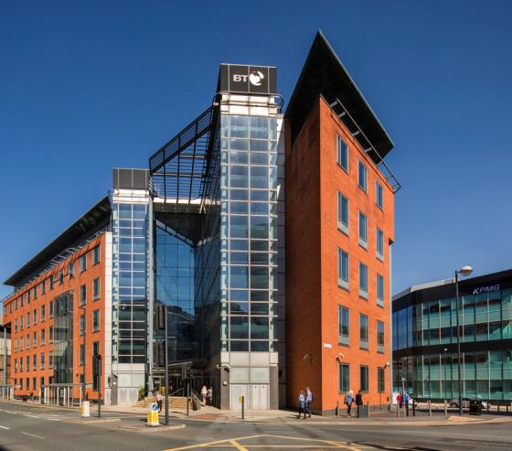 Gatehouse Bank concludes sale of BT's Leeds Headquarters
