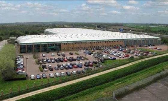 Gatehouse Bank acquires Omega Plc building for £16.3 million