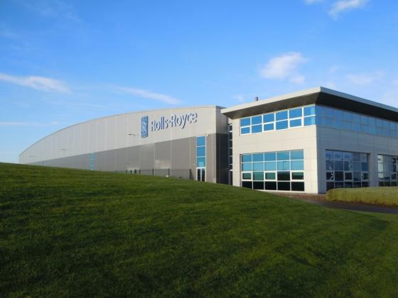 Gatehouse Bank successfully exits Rolls Royce's Manufacturing Facility