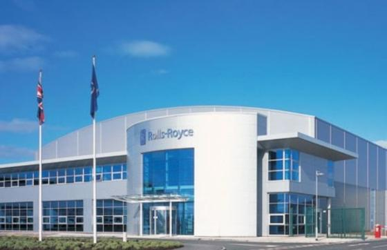 Rolls Royce Core Manufacturing & Logistics Facility